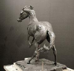 CHARLIE LANGTON Prancing Stallion