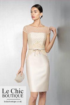 Rosa Clara, style 1G1A2, Beige Chiffon,Size08,Size10,Size12,Size14,Size16 while stocks last
