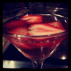 Love Martini at the Melting Pot - its delicious!