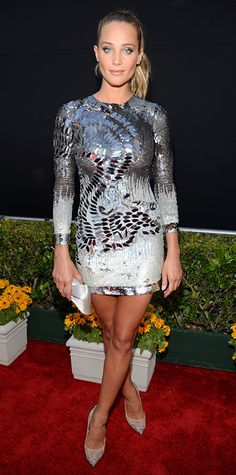 ESPY Awards 2015: See All the Best Looks - Hannah Davis from InStyle.com