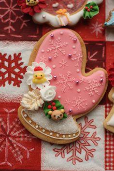 Christmas cookies - NO RECIPE