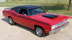 1973 Plymouth Duster, 340 4bbl/727 auto/3.23 suregrip