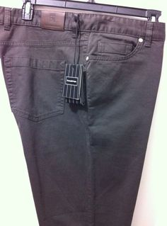 NWT$425  Ermenegildo Zegna luxury 5 pockets beautiful Casual Pants 42W/58   #ErmenegildoZegna #luxuryCasualPants