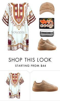 """Untitled #364"" by fvckyopoly ❤ liked on Polyvore featuring Puma"