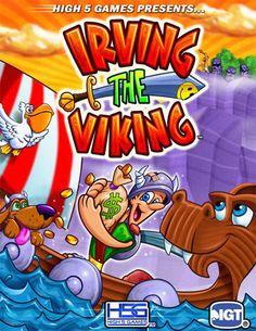 Irving the viking slot machine