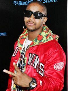 R&B singer Omarion