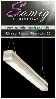 Lumibarias Decorativas - Fábrica de luminárias em Palhoça grande Florianopolis acesse o site www.samigluminarias.com.br / catalogo-samig.pdf. Atendemos todo o Brasil . Fone : (48)3247-0720