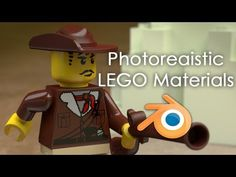 ▶ Achieving Photo-realistic LEGO in Blender Cycles - YouTube