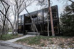 """This Ed Dreier home located on the Cottonwood Creek in Utah and was built in 1970. First thoughts on this home are """"wow"""" and """"dream home"""""""