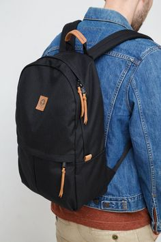 Black Backpack Bag   Laptop Bag   Backpack For School   Men Backpack    Daypack 1ba11844939f9