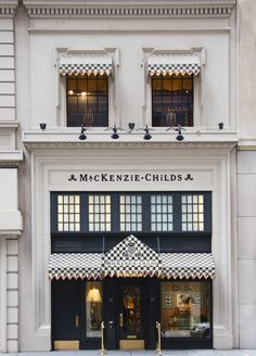 MacKenzie Childs...Wow, I want everything in the catalog/store...Now, just to find a millionaire to buy it for me! ;0)
