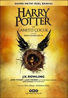 Harry Potter and the Cursed Child : Parts One and Two, a play by Jack Thorne based on the new story by J. Rowling, John Tiffany and Jack Thorne Harry Potter, now an overworked employee of the. Rowling Harry Potter, Harry Potter Curses, Harry Potter Cursed Child, La Saga Harry Potter, Harry Potter Stories, Cursed Child Book, New Books, Good Books, Books To Read