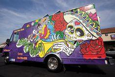 food truck design http://food-trucks-for-sale.com/ #foodtruck #prepressclassproject