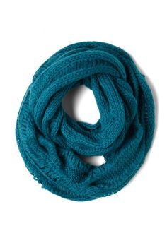 Too many cute scarves! Teal Me Your Secret Scarf, #ModCloth