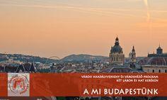 Csapatépítés | Városnéző túrák – Imagine Budapest