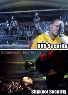 What security?