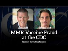 CDC whistleblower / MMR vaccine fraud - Interview with Jon Rapport from NoMoreFakeNews.com - YouTube