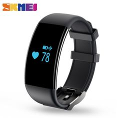 US $59.98 - SKMEI Smart Watch D21 New Sports Wristband Fashion Watch Call Message Reminder Heart Rate Monitor ios Android Men Women Watches