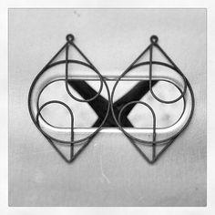 Instagram media by xiomaralorenzodesigns - Bonne nuit.  Shop: http://etsy.me/1w2xsUm  #3Dprinted #3Dprintedjewelry #3Dprinting #3Dprint #fashion #earrings #jewelry #hoops #3D #makers #makeraddictz #Sculpteo #design #designers #accessories #bold #style #jewelrygram #instagood  #etsy #black #moon #continuous #steel #grey #barringtoncoffee #Boston #jewelryaddict #XLD #XLDesigns