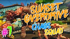 WALT AND JESSE - Sunset Overdrive Chaos Squad Ep. 1