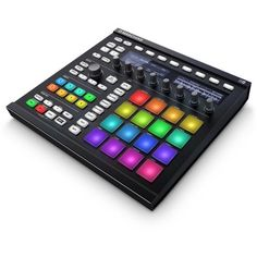 Amazon.co.jp: Native Instruments グルーヴ制作システム MASCHINE MK2 Black: 楽器