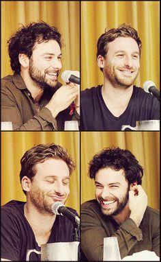 Dean & Aidan