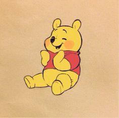 The perfect Pooh Bear Teddy Animated GIF for your conversation. Winnie The Pooh Nursery, Cute Winnie The Pooh, Winnie The Pooh Quotes, Cute Bunny Cartoon, Cartoon Pics, Bear Wallpaper, Disney Wallpaper, Cute Disney, Disney Art