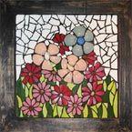 Mosaicos. Trabajos y venta de materiales, clases y seminarios.