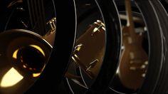 TNT Grammy Nominations by Pablo Kerlleñevich, via Behance