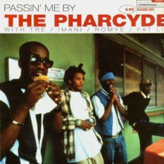 """The Pharcyde """"Passin' Me By"""" (BET Version) from Bizarre Ride II The Pharcyde. Critically acclaimed as an absolute classic of the alternative Hip-Hop genre, i. 90s Hip Hop, Hip Hop Rap, Hip Hop Artists, Music Artists, The Pharcyde, Swag, Hip Hop Albums, Rap Music, Reggae"""