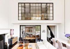 LOFTY RENOVATION: An Upper West Side Duplex