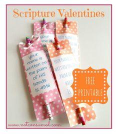Scripture valentine