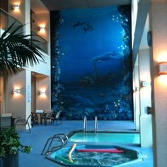 small indoor pool from custom pools inc. | awesome inground pool