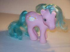 Vintage My little pony Banana surprise by Vintagetoyfun on Etsy, $15.00