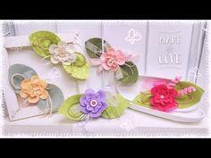 """Fiorita"" ramo porta confetti in feltro facile & senza cucire - YouTube Felt Roses, Felt Flowers, Wedding Favors, Party Favors, Rose Tutorial, Flower Making, Confetti, Make It Simple, Diy And Crafts"