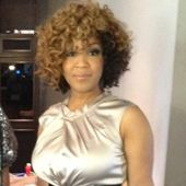 Mary Mary - Erica Campbell / love this hairstyle / thinking about trying it