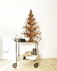 Modern Christmas is sustainable, eco friendly, and reusable. Decorate as you wish, or let the kids do it!