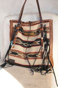Santa Fe Scout Collection, The Clio Tote. The best seller of the collection.