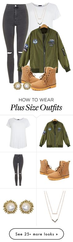 """""""Till' I'm Alive"""" by zodiaccancer on Polyvore featuring Topshop, Kendra Scott, Michael Kors, women's clothing, women's fashion, women, female, woman, misses and juniors"""
