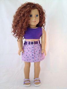 American Girl Doll EcoFriendly The Chloe Fashion by AmericanPlanet, $28.00