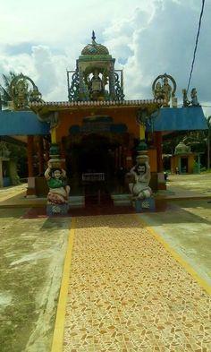 Sri Kerilla Karumariamman Temple, Tanah Merah, Kelantan.