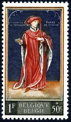 Belgium Stamp  More about #stamps: http://sammler.com/stamps/ Mehr über #Briefmarken: http://sammler.com/bm