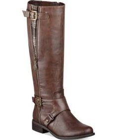 G by GUESS Women's Hertle Tall Shaft Riding Boots - Google Search