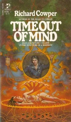 DON MAITZ - art for Time Out of Mind by Richard Cowper - 1981 Pocket Books