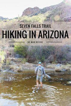 Hiking the Seven Falls Trail in Tucson, Arizona