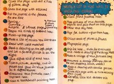 more ways to wreck this journal