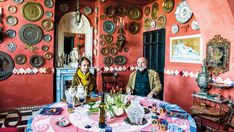 The Aesthetes. For the legendary expats of Tangier, a life devoted to beauty reaches full flower in this North African hothouse of history and hedonism.