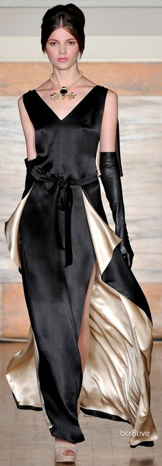 Temperley London Fall 2012 RTW