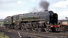 13/06/1962 - Crewe South (5B) MPD.   Best viewed 'Original' …   Flickr