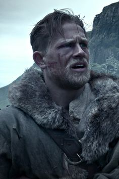 Pin for Later: Swoon Over Charlie Hunnam in the First King Arthur: Legend of the Sword Pictures